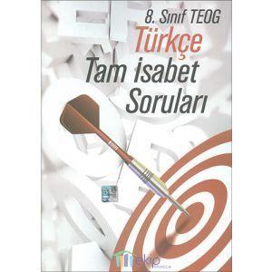 Ekip 8. Sınıf TEOG 1 Türkçe Tam İsabet Soruları