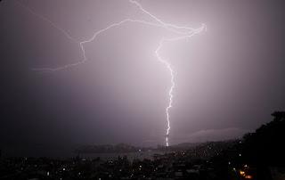 تفسير رؤية البرق في منام العزباء