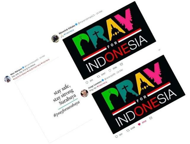 Simpati Rider MotoGP Untuk Indonesia