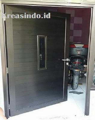 Pintu Aluminium untuk Kamar Rumah atau Kamar Mandi siap ...