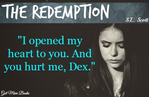 The Redemption (Hard to Resist, #3) by S.L. Scott