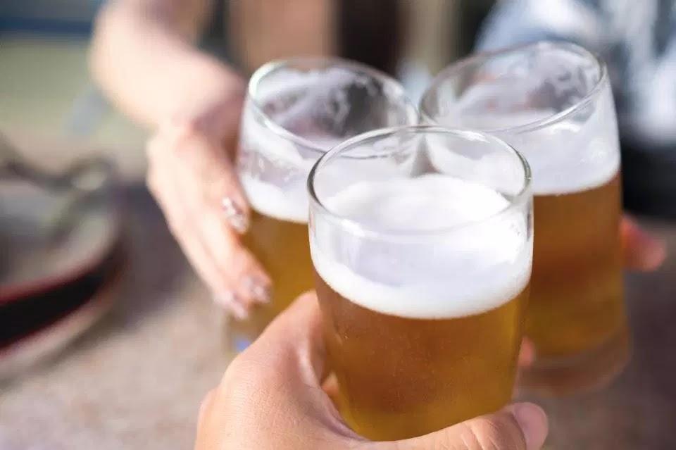 beer, Liquor