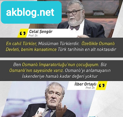 Osmanlı Devleti ve Türklere Hakaret