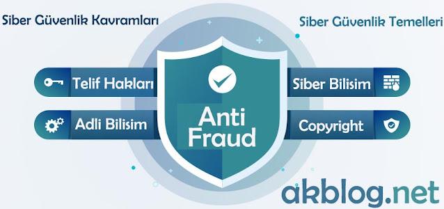 Anti Fraud Analizi Eğitimleri