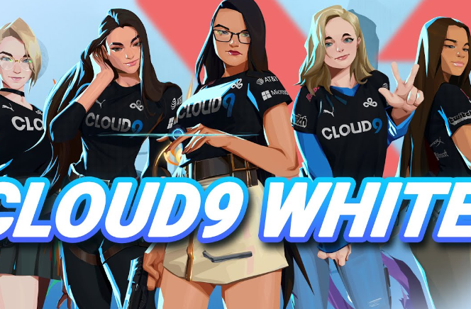 Cloud9 White on the rise, fire Renegades men