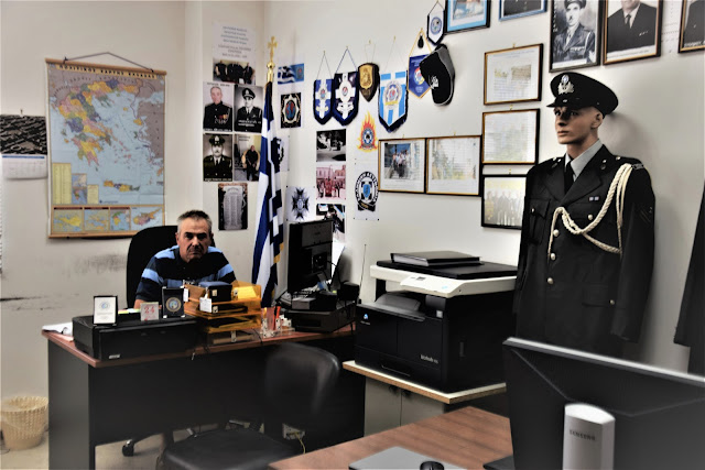 Ανταλλαγή ευχών στα Γραφεία του Συνδέσμου Αποστράτων Σωμάτων Ασφαλείας σε Ναύπλιο και Άργος