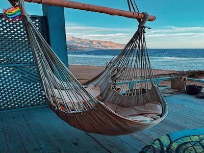 Relaxing - Dahab - Egypt