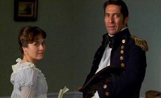Anne y el Capitán wentworth [en la adaptación de la BBC de 1995]