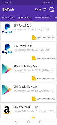 كيفية الحصول على بطاقات جوجل بلاي