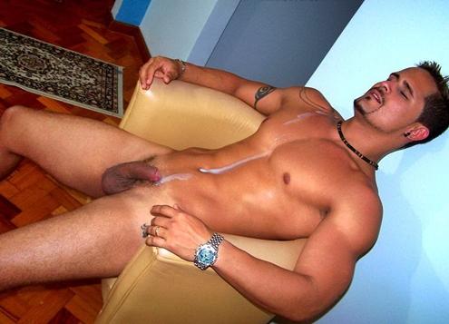 Gay Oiled Hunks Cumshots 62