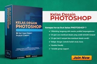 PENTING!! Photoshop Design Class