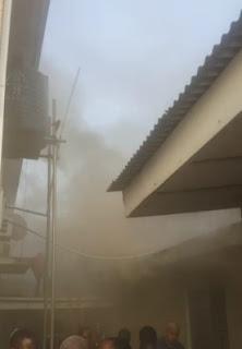 fire destroys hiptv studio