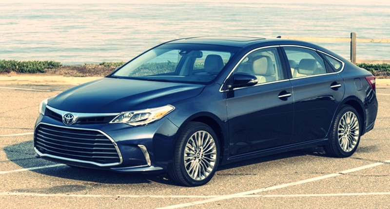 2018 Toyota Avalon Xle Premium and Limited