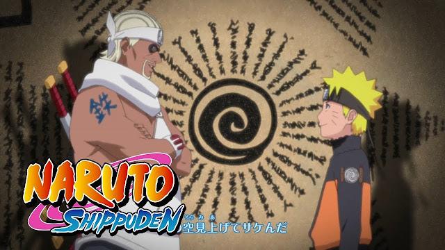 Opening Naruto Shippuden 9: Lovers