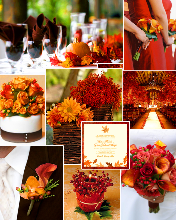 Wedding Ideas By Colour: Wedding By Designs: Wedding Color Combinations: Color