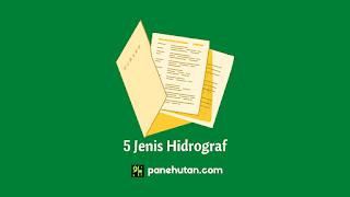 5 jenis hidrograf