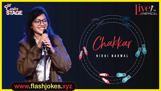 Chakkar by Nidhi Narwal | FNP Center Stage | FNP Media