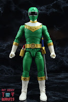 Power Rangers Lightning Collection Zeo Green Ranger 03