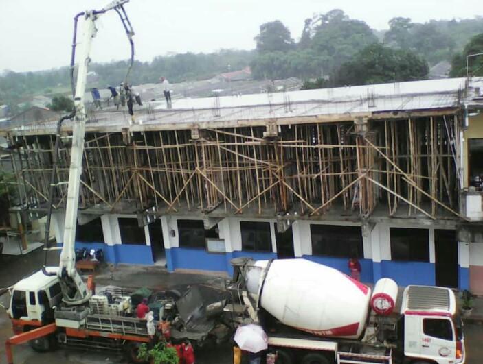 harga beton cor atau readymix beton siap cor jalan dan dak rumah