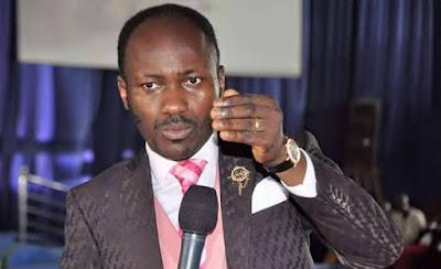 'This Is A Kindergarten Leadership At It Peak' -  Apostle Suleman Blasts Buhari Govt