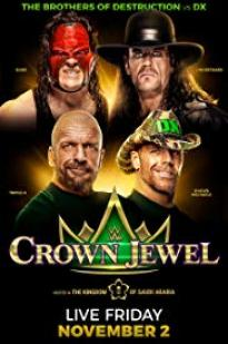 Watch WWE: Crown Jewel Online Free 2018 Putlocker