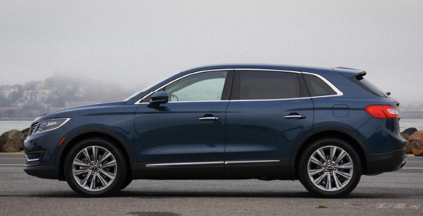 2016 Lincoln MKX 2.7T FWD Review