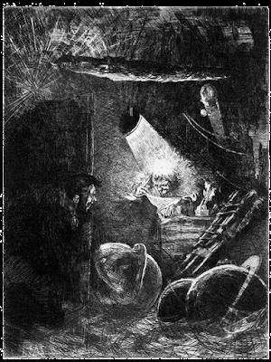 MS Found in a Bottle; Hermann Wogel