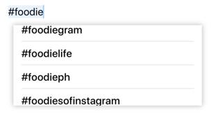 زود متابعينك بواسطة Hashtags Facebook