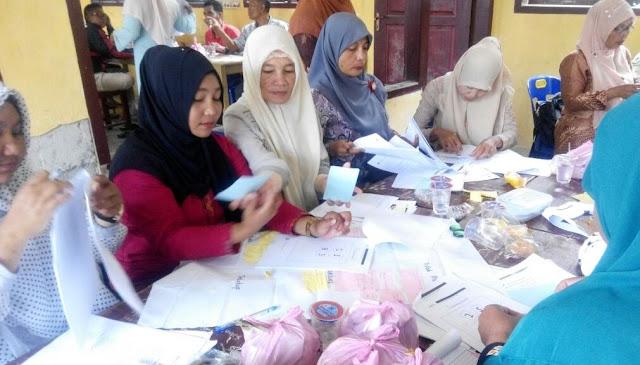 Guru SMP Tangse Tingkatkan Kemampuan Mengajar