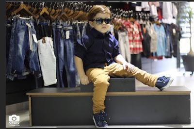 Atacado de moda Infantil no Brás