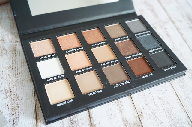 Rival de Loop - The Golden 20's Eyeshadow Palette