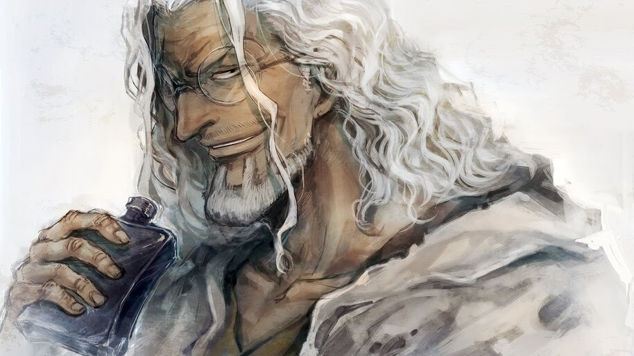 Silvers Rayleigh, One Piece, 4K, #6.68