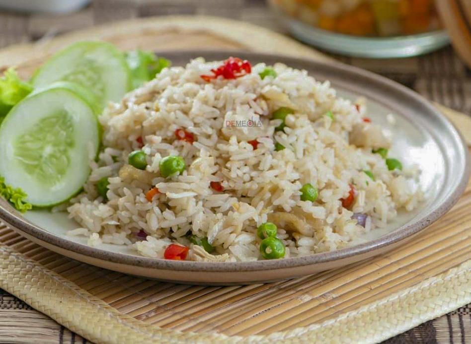 Resep Nasi Goreng Rumahan Rasa Restoran
