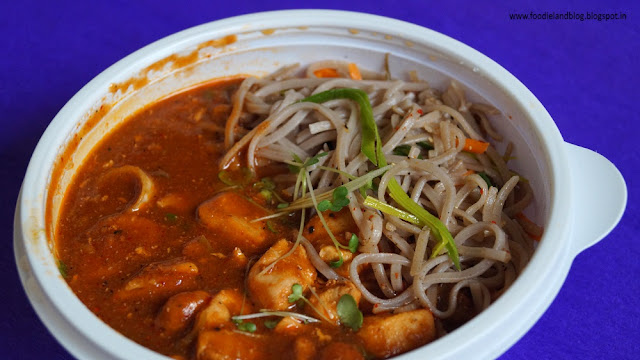 Sweet n sour chicken @ Premium Fitness Food @ 75 in a Box | Bangalore