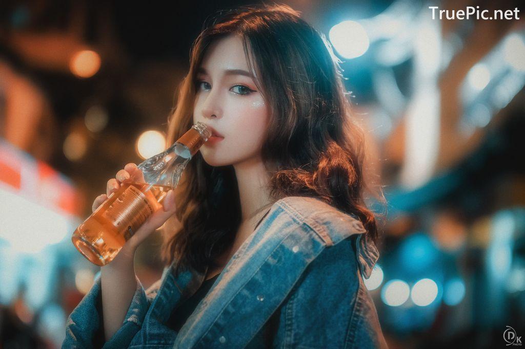 Image Vietnamese Model - Let's Get Drunk Tonight - TruePic.net - Picture-1