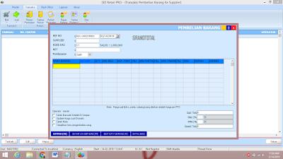 Aplikasi kasir SoftwareIndonesia.id
