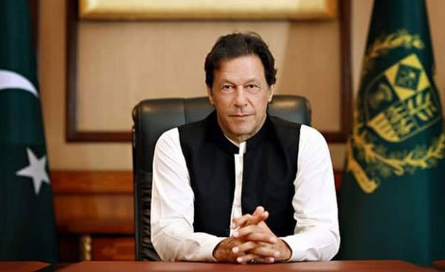 Pakistan remains with Kashmir and will keep on doing as such: PM Imran