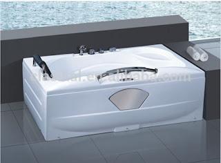 freistehende badewanne leicht