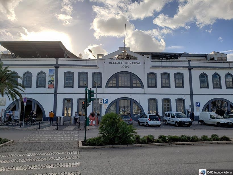 Mercado Municipal de Lagos, Algarve