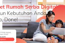 Mengenal Internet Rumah Orbit Telkomsel 30GB Cuma 60 Ribu