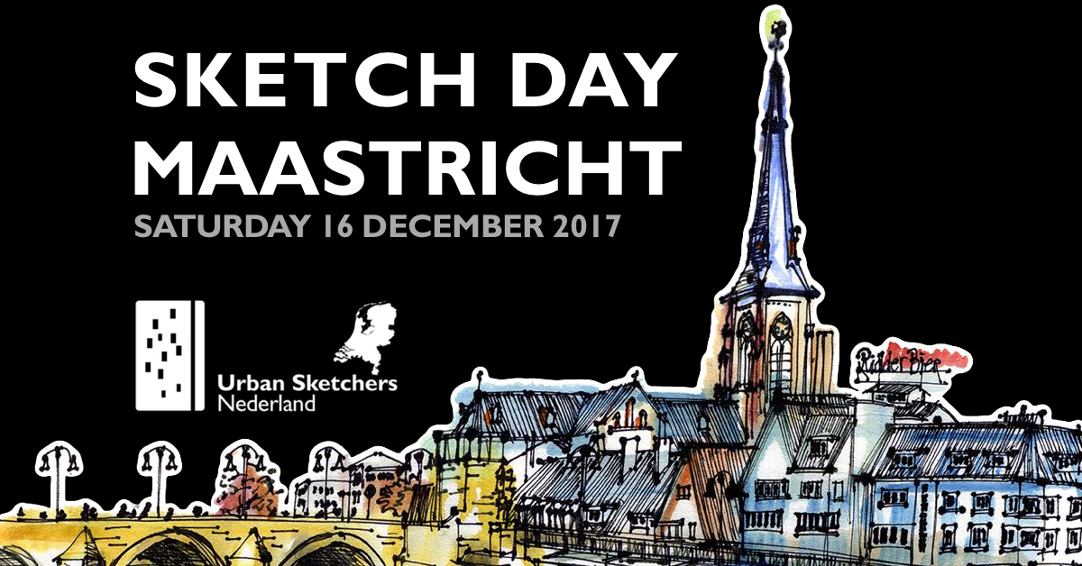 Sketch Day Maastricht