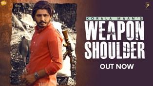 WEAPON SHOULDER Lyrics - Korala Maan