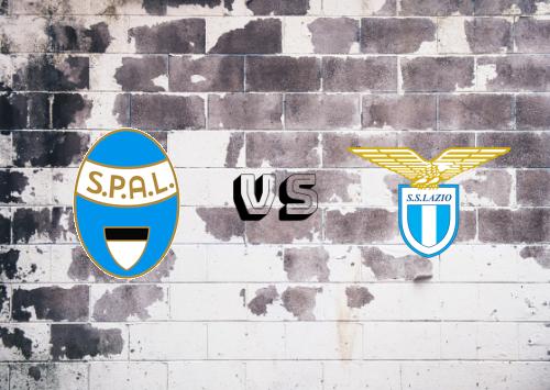 SPAL vs Lazio  Resumen