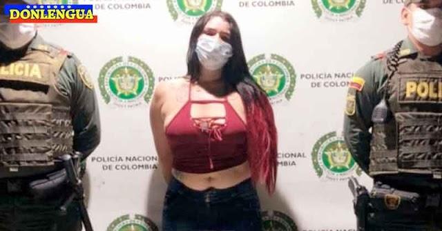 Venezolana en Colombia apuñaló a su hombre y a la amante cuando los descubrió juntos