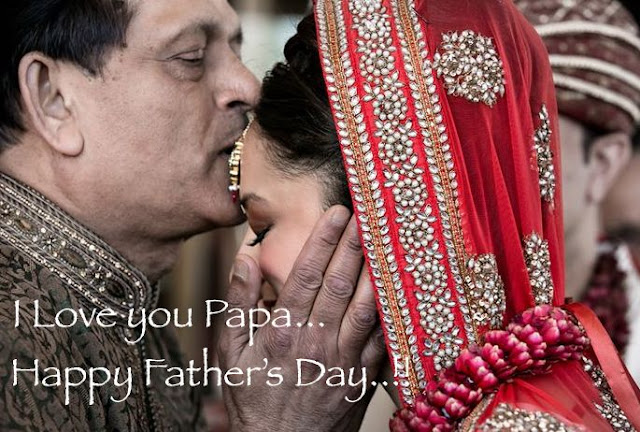 Father's day quotes in hindi for daughter