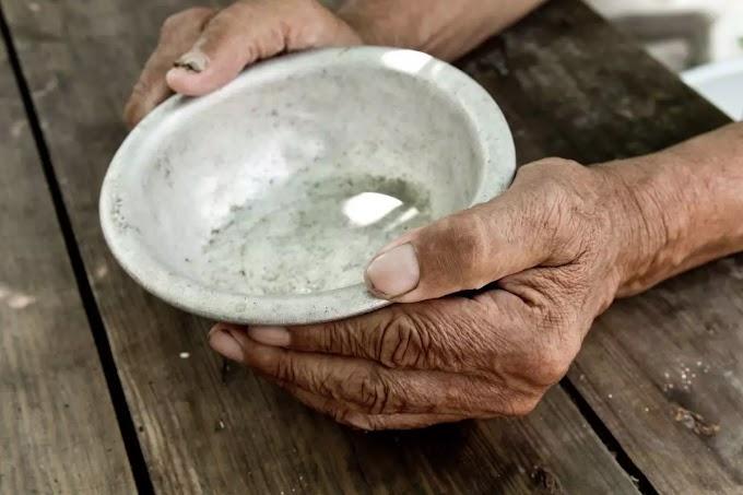 Fome cresce e atinge 81 mil casas potiguares