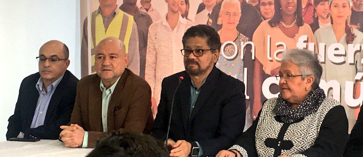 Farc no tendrá candidato presidencial por problemas de salud de Rodrigo Londoño