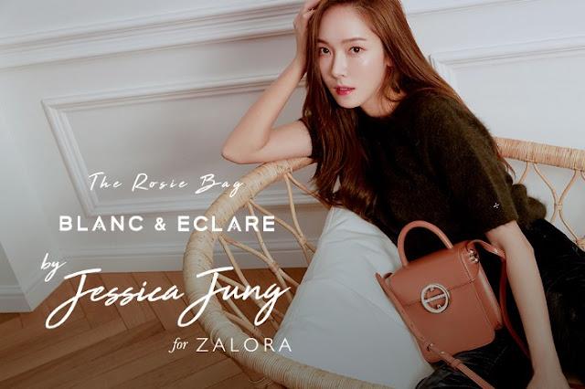 Jessica Jung - BLANC & ECLARE jnkdrama