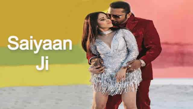 Saiyaan Ji Lyrics-Neha Kakkar, Yo Yo Honey Singh, HvLyRiCs
