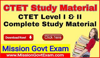 Download CTET Book in hindi pdf, ctet notes books